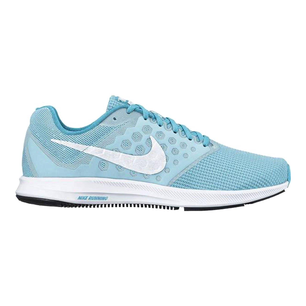 9fa3cd3146d911 Galleon - New Nike Women s Downshifter 7 Running Shoe Blue Chlorine 9.5