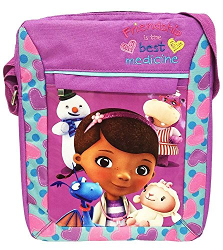 Price comparison product image Doc McStuffins Universal Tablet Tote with Carry Strap (DTT-22ST)