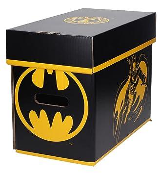 DC Comics Caja para Comics Batman 40 x 21 x 30 cm: Amazon.es: Juguetes y juegos