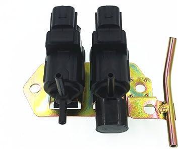 HZTWFC Válvula solenoide de control 4WD con embrague de rueda libre OEM # MR534632 K5T81273: Amazon.es: Coche y moto