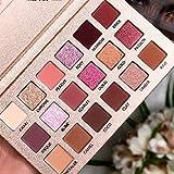 Beauty Glazed Eyeshadow Makeup Palette Neutral