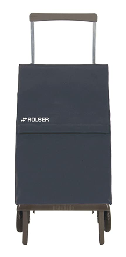 Rolser PLE047 Plegamatic - Carro de compra (bolsa modelo Original/MF), color