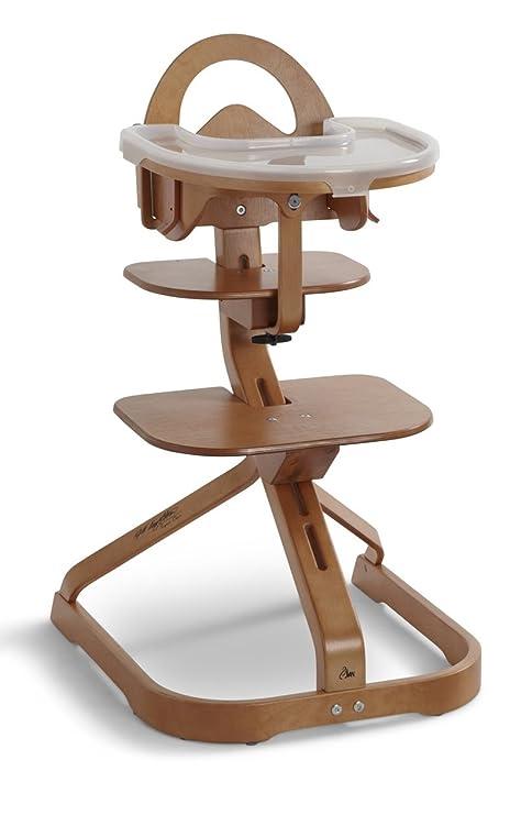 Amazon.com: Silla alta, silla alta completa con bandeja ...