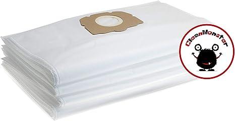 10 x tessuto non tessuto sacchetto per aspirapolvere 1 X FILTRO ARIA per Kärcher WD 4//5//6 FILTRO