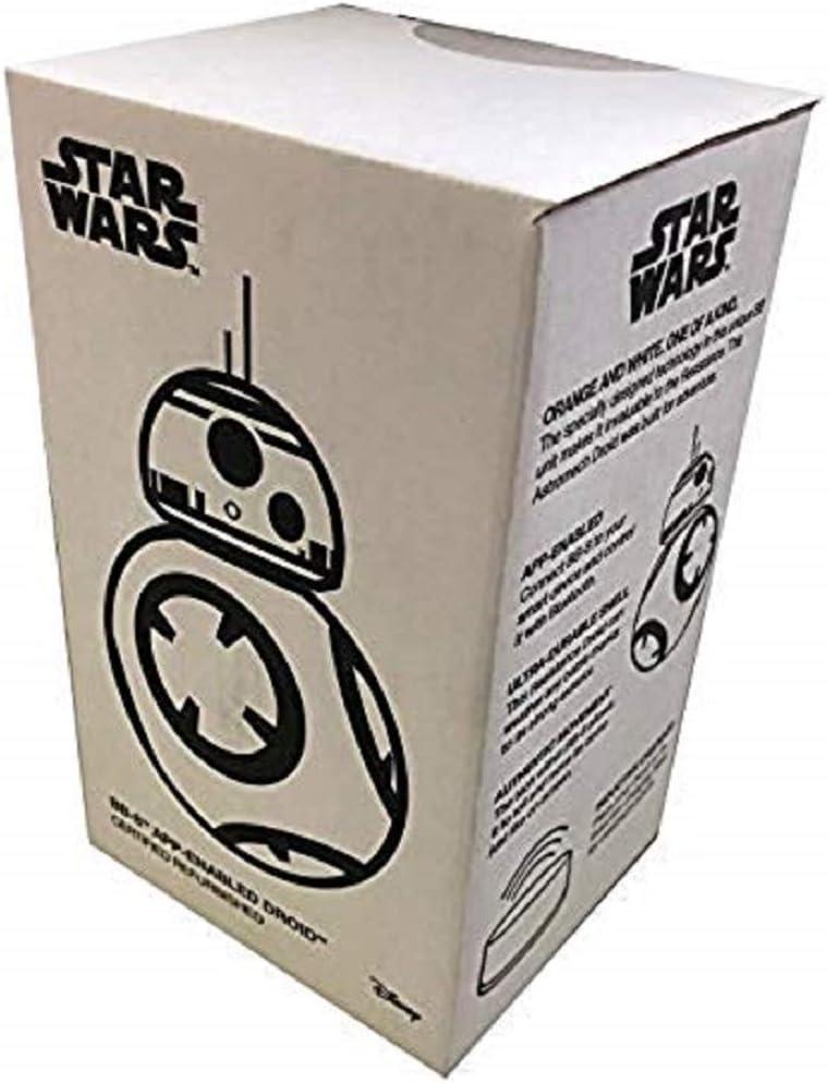 Sphero R001ROW, Robot electrónico droide BB-8 Star Wars (R001ROW ...