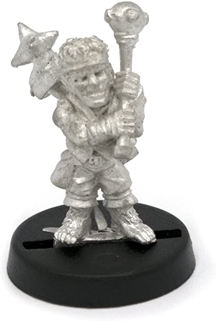 for 28mm Scale Table Top War Games Stonehaven Halfling Psion Miniature Figure Made in USA