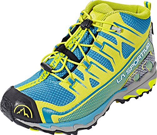 GTX 36 000 Falkon Adults' Boots coloured Rise Low La Sportiva Unisex 40 2 Sulphur Multi Blue Hiking HaqHXI