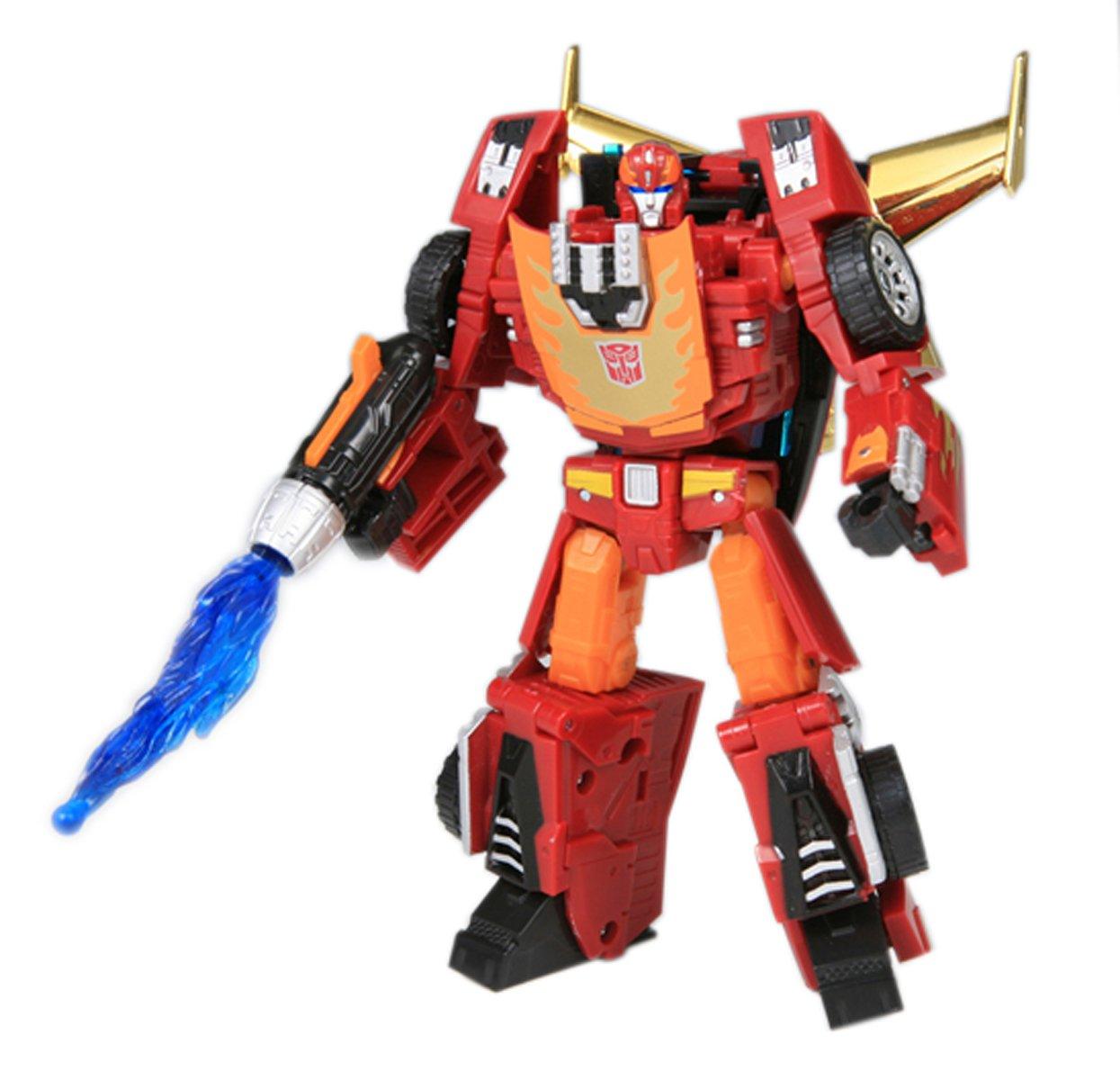 calidad garantizada Transformers deformation Deformation Transformers C-05 Hot Hot Hot Rodimus (japan import)  Venta en línea precio bajo descuento