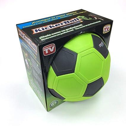 Las Ofertas de la Tele Kickerball ¡El balón con Efecto Que Marca ...
