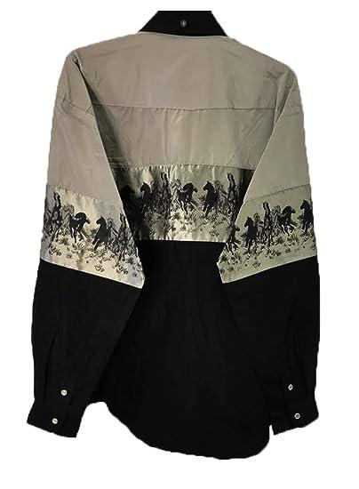 Amazon.com: Scorpio USA Mens Vaquero Western Charro Wild ...