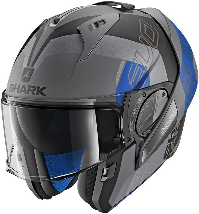Casco de moto Shark X-DRAK Terrence Mate AAY