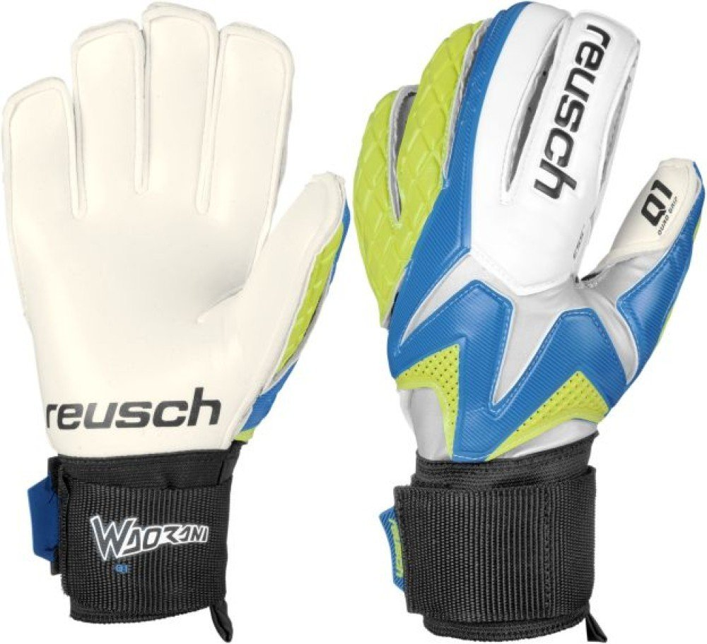 Reusch Goalkeeper Gloves Waorani Q1 goalie glove Football 3470606-436