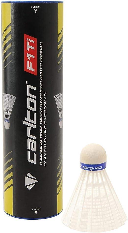 Carlton T800 Badminton Volants Durable Synthétique Entraînement Sports accesories