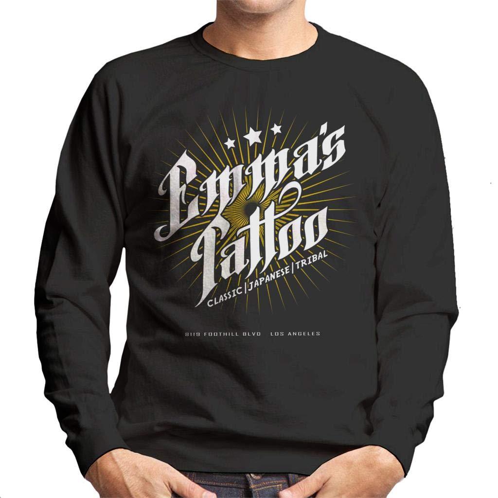 Cloud City 7 Emmas Tattoo Once Upon A Time Men's Sweatshirt
