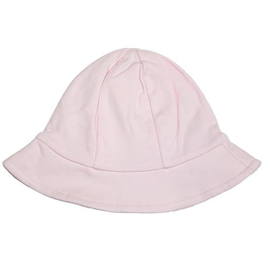 Amazon.com  Kissy Kissy - Basic Sun Hat - Pink  Clothing 525132708bb