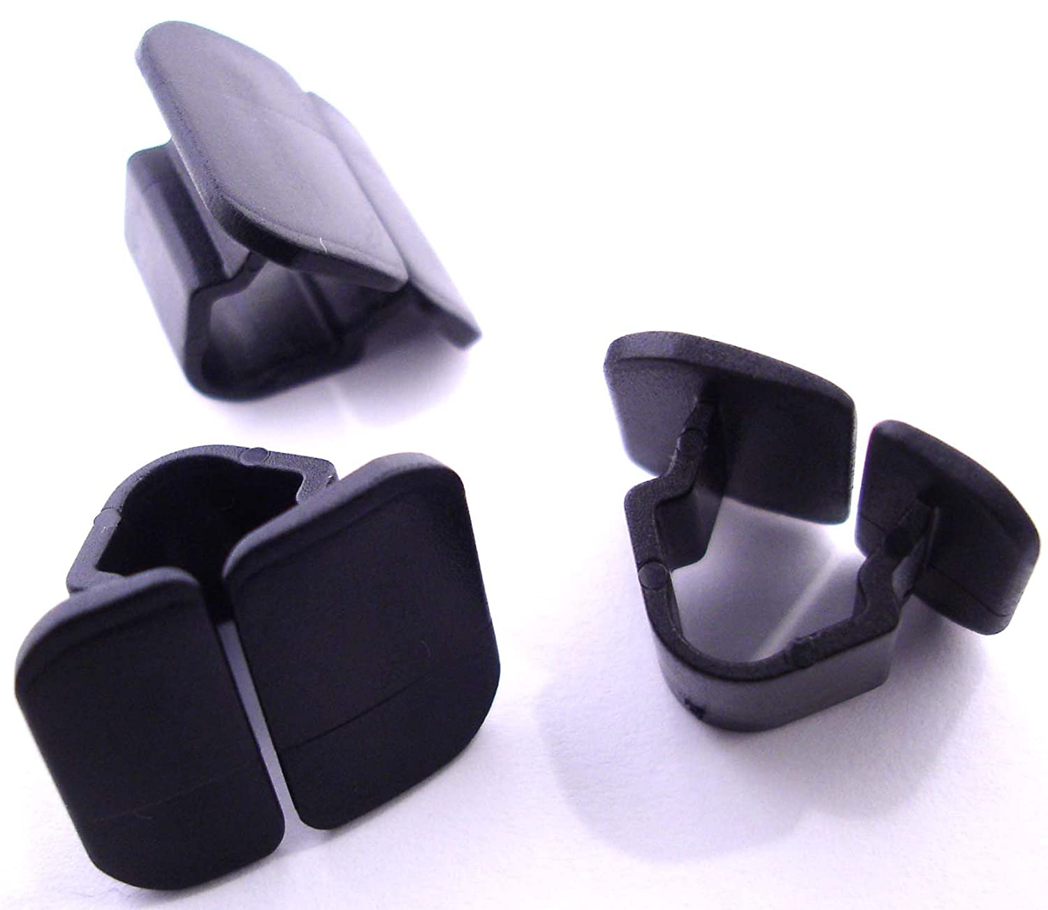 10x Bonnet, Hood and Boot Mounting Insulation Clips Auto Trim Clips