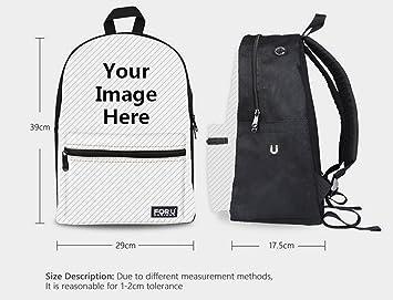 Injersdesigns Mochila Casual Mochilas Escolares para Adolescentes Patrones Animales 3D Bookbags Ligeros para Adolescentes Chicas: Amazon.es: Equipaje