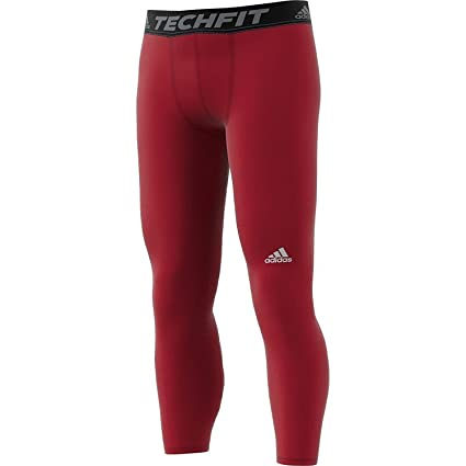 Amazon.com  adidas Men s Techfit Base Long Tights  ADIDAS  Sports ... af95725762
