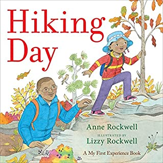 Book Cover: Hiking Day