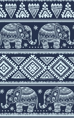 (Elephant Journal: 150-page compact, small journal (diary, notebook) - 5 x 8 inches)