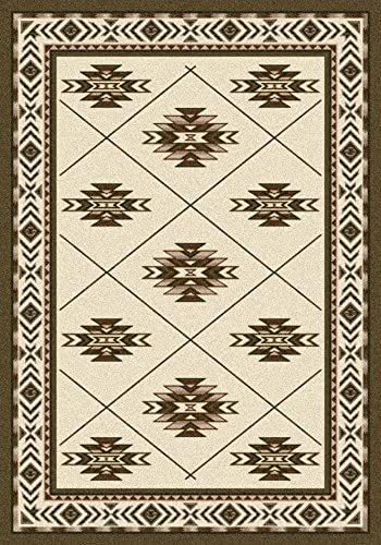 Milliken Signature Collection Shiba Rectangle Area Rug, 10 9 x 13 2 , Opal oregano