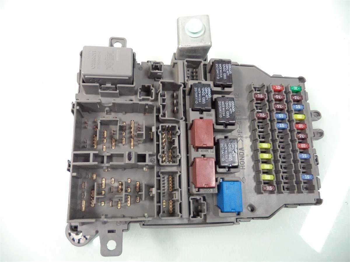 2003 2004 2005 Honda Accord Under Dash Fuse Relay Box Main Ssr Unit 38200 Sda A01 Oem Automotive