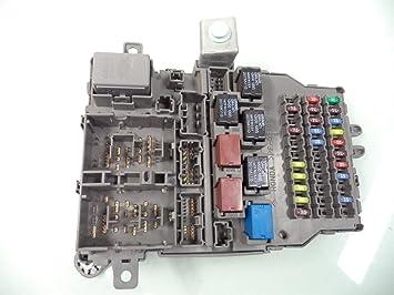 Fuse Box In Honda Accord 2004 - Wiring Diagram