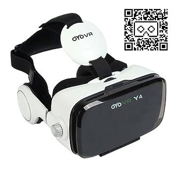 7a600ff8025af Nouveauté 3D VR Lunettes de Réalité Virtuelle avec Casque pour 4