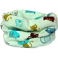 Bufandas Niños Niñas, Tongshi Invierno caliente chicos bebé