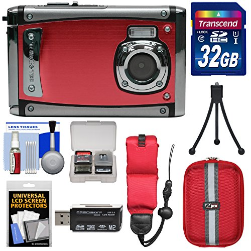 Bell Howell Waterproof Digital Camera - 6
