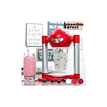 Appetitissime Smoothie Xpress Batidora de vaso con accesorios 300 W: Amazon.es: Hogar