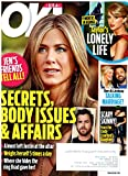 OK! Magazine - October 23, 2017 - Jennifer Aniston l Taylor Swift l Ben Affleck & Lindsay Shookus l Kaia Gerber l Penelope Cruz & Javier Bardem