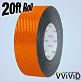 40ft x 2 Bulk Roll 4350413815 VViViD No-More Chrome Black Vinyl Overlay Wrap Black-Out Strips Roll DIY Satin Matte Black