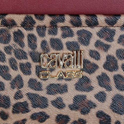 Genuine Designer Class Handbag Cavalli Women Red wI8nXq