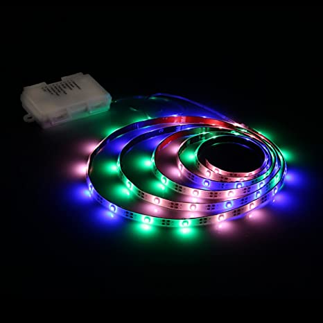 Review LED Strip Lights Battery