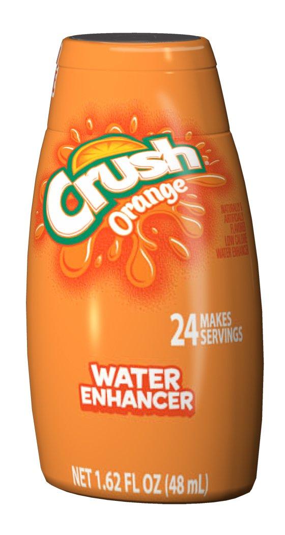 Amazon Com Crush Orange Liquid Water Enhancer 1 62 Oz