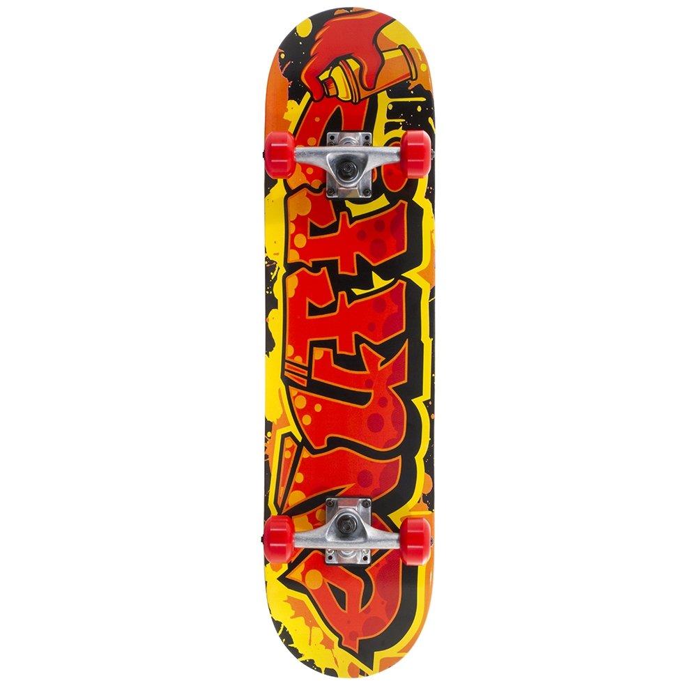 祝開店!大放出セール開催中 Enuff Enuff Graffiti IIスケートボード Graffiti B00MGRGV62, シラオイグン:0f492b0c --- a0267596.xsph.ru