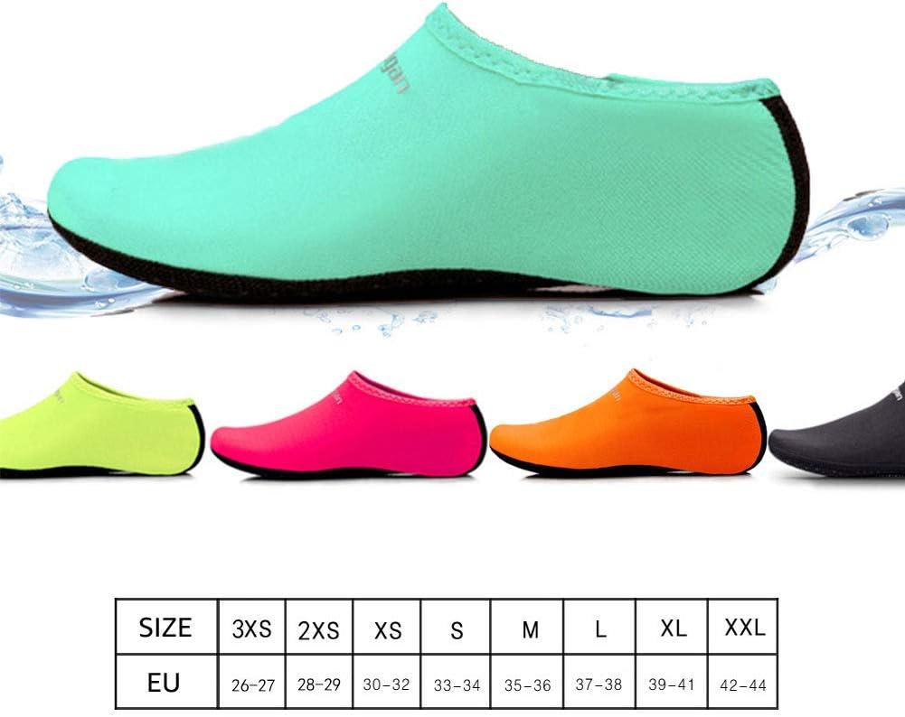 Indoor Sock Barefoot Beach Surf Diving Home Slipper Pool Yoga Socks For Kids Adults Uncle Paul Water Socks