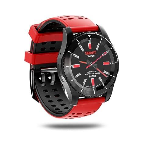 KKtick nº 1 GS8 Smartwatch Bluetooth 4.0 tarjeta SIM llamada ...