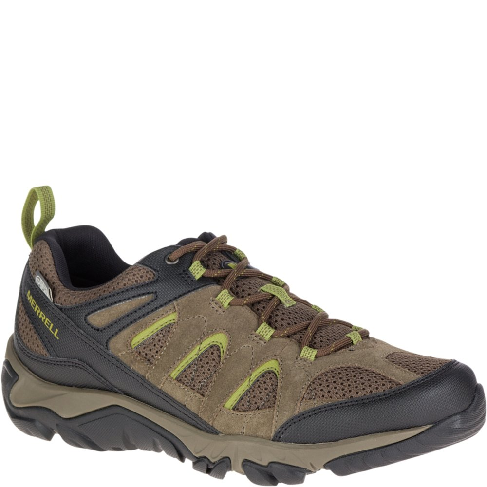 Merrell Outmost Vent Waterproof Mens Style : J09539-Boulder Size : 9 D(M) US