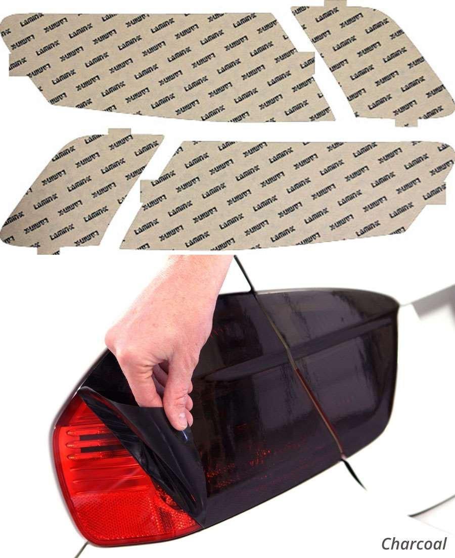 Transparent Purple Hose /& Stainless Banjos Pro Braking PBF4560-TPU-SIL Front Braided Brake Line