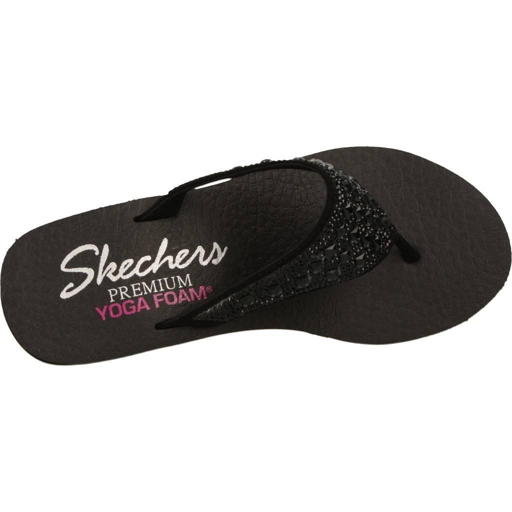Sandalias y chanclas para mujer, color Negro , marca ...