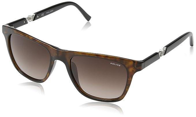 17195e28f8 Police Men s S1800 Drift 3 Wayfarer Sunglasses  Amazon.co.uk  Clothing