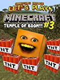 Clip: Annoying Orange Let's Play - Minecraft #3: Temple of Boom