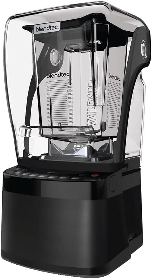 Blendtec S885C2901-A1DA1A Countertop All Purpose Blender w/Tritan Container, Sound Enclosure