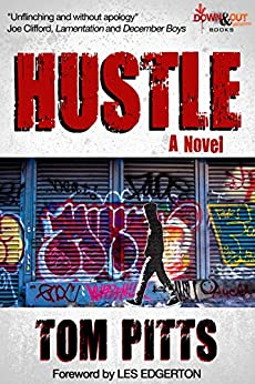 Hustle by [Pitts, Tom]