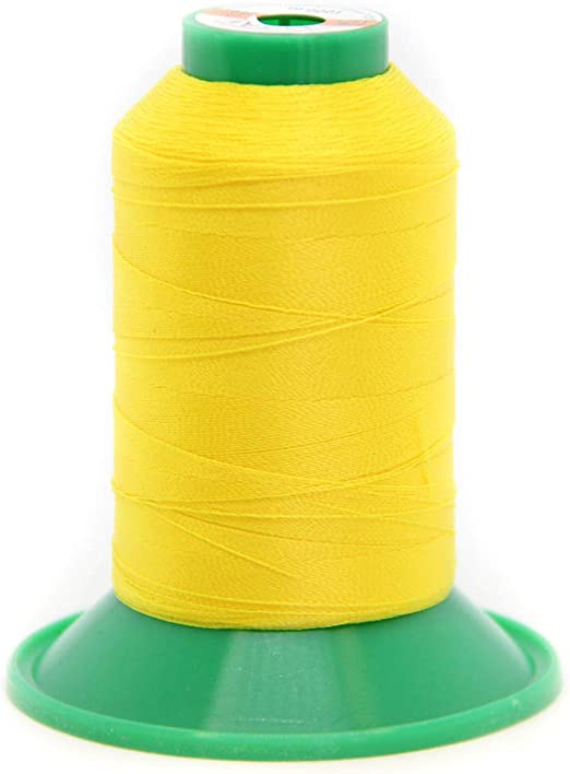NTS Nähtechnik - Hilo para coser (piel, 1000 m, 60 hilos, colores ...