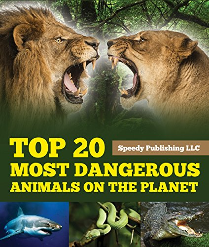 (Top 20 Most Dangerous Animals On The Planet )