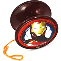 Storio Fine Quality High Gloss high Speed Metal YoYo Toy Spinner Toy - 1 pcs (Color May Vary)