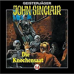 Knochensaat (John Sinclair 14)
